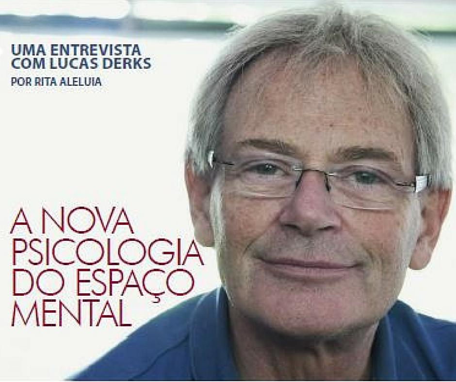 Uma entrevista com Lucas Derks