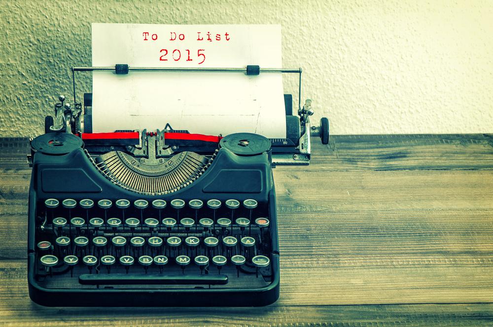 Projetos de ano novo
